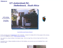 Tablet Preview of 121jonkershoekroad.co.za